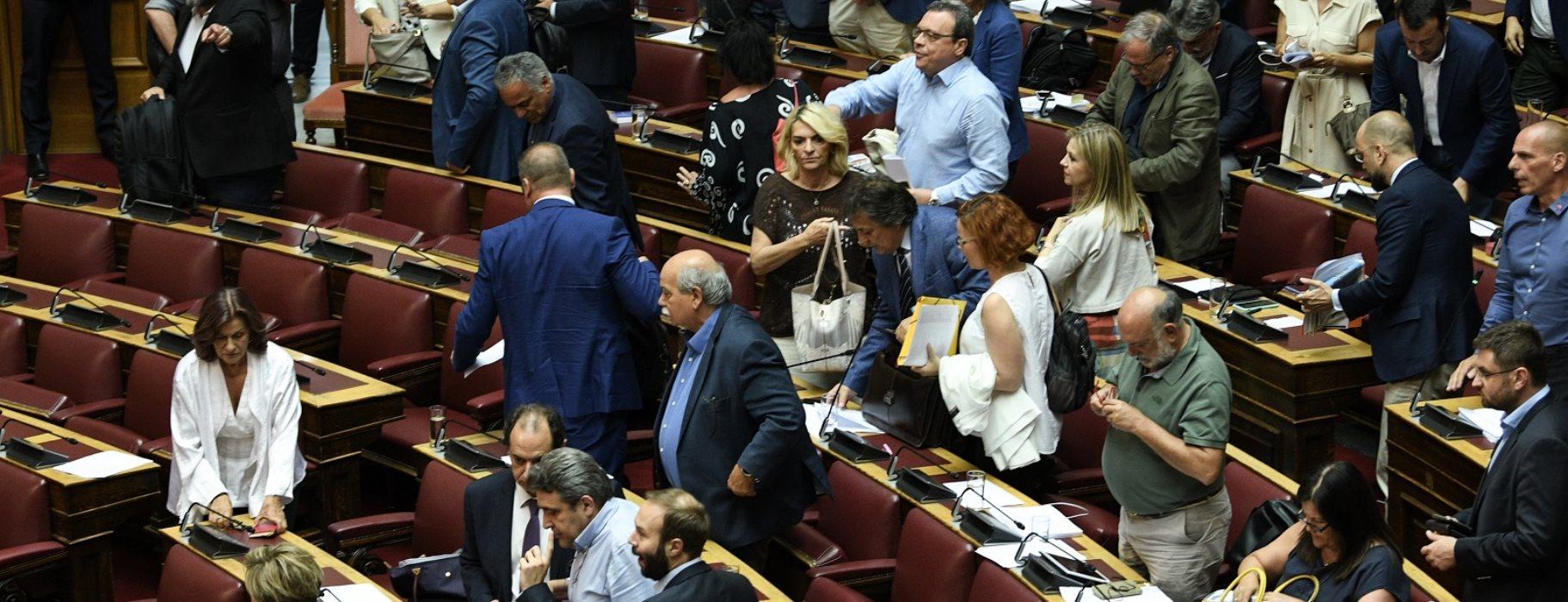 Αποτέλεσμα εικόνας για Ονομαστική ψηφοφορία κατέθεσε ο ΣΥΡΙΖΑ στην τροπολογία της κυβέρνησης για ΠΑΟΚ -Ξάνθη