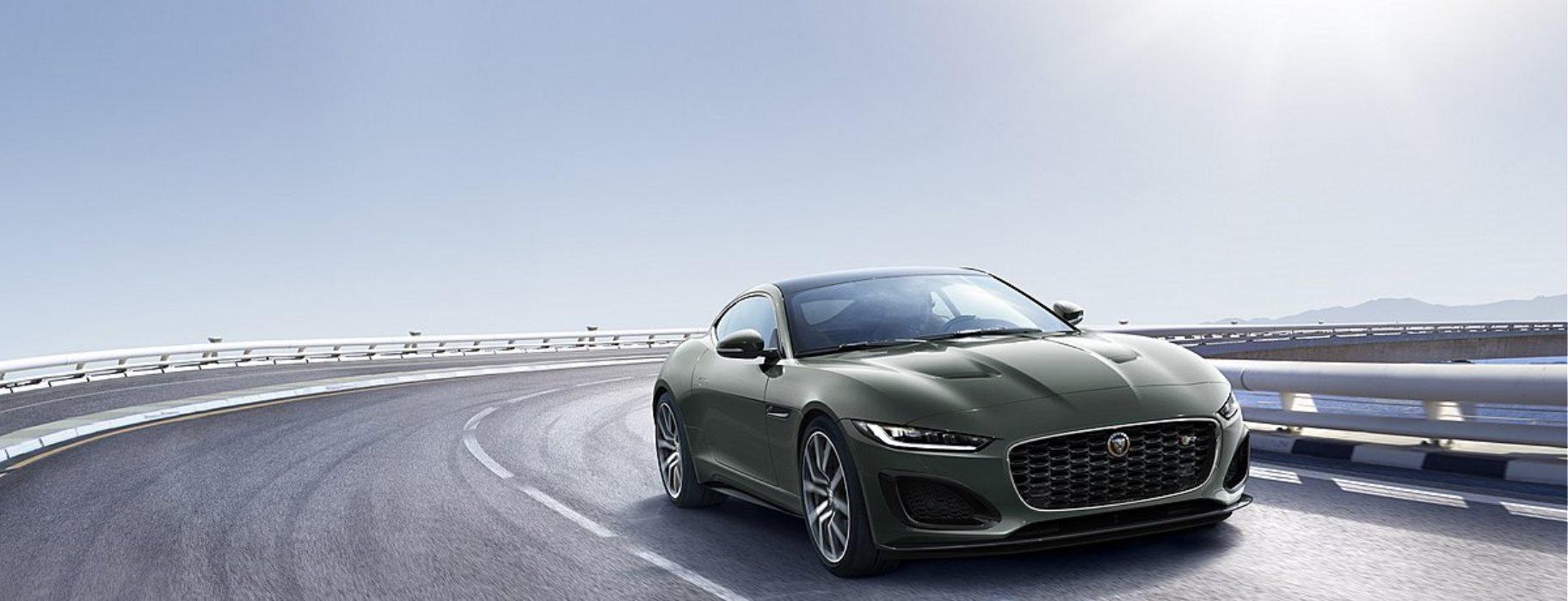 Επετειακή έκδοση Jaguar F-Type Heritage 60 Edition