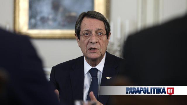 Ο Αναστασιάδης στην Αθήνα, εξετάζοντας την κρίσιμη πενταήμερη συνάντηση στο Κυπριακό