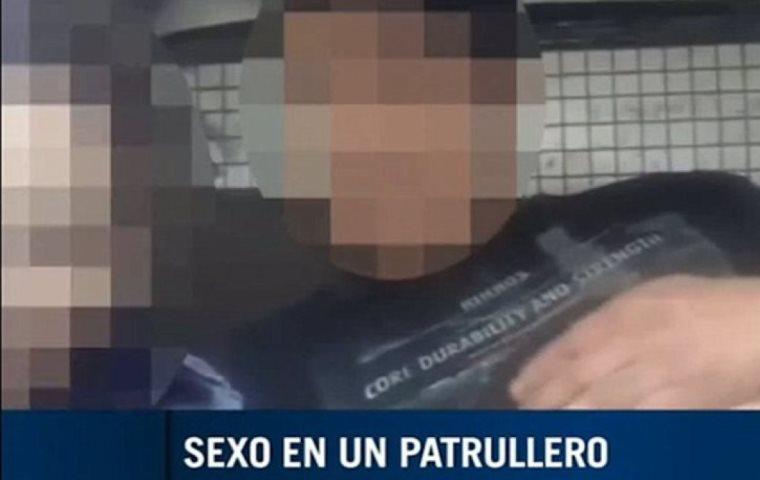 Αστυνομία σεξ βίντεο