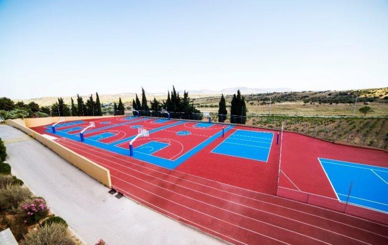 475c17a0686 Έργα αποκατάστασης των αθλητικών χώρων σε 41 σχολεία