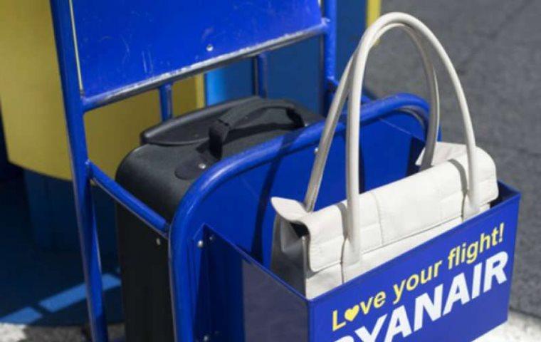 60ef42fb151 Τέλος στην δωρεάν χειραποσκευή βάζει η Ryanair