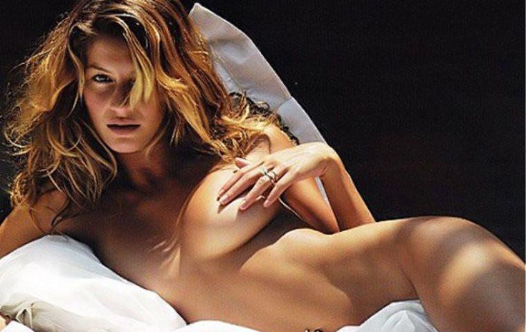 Cheryl Cole Seems Naked And Gisele Bundchen Looks Hot